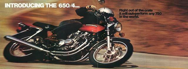 Kawasaki KZ650 3