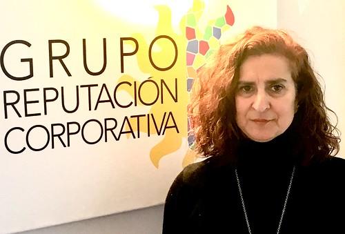 Clara Feranandez Directora de Grupo Reputación Corporativa