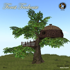 F&M * Forest Treehouse