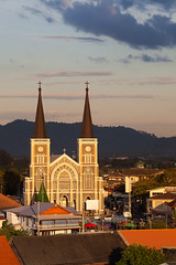 the Cathedral of Immaculate Conception Chanthaburi (Chanthaburi Cathedral)