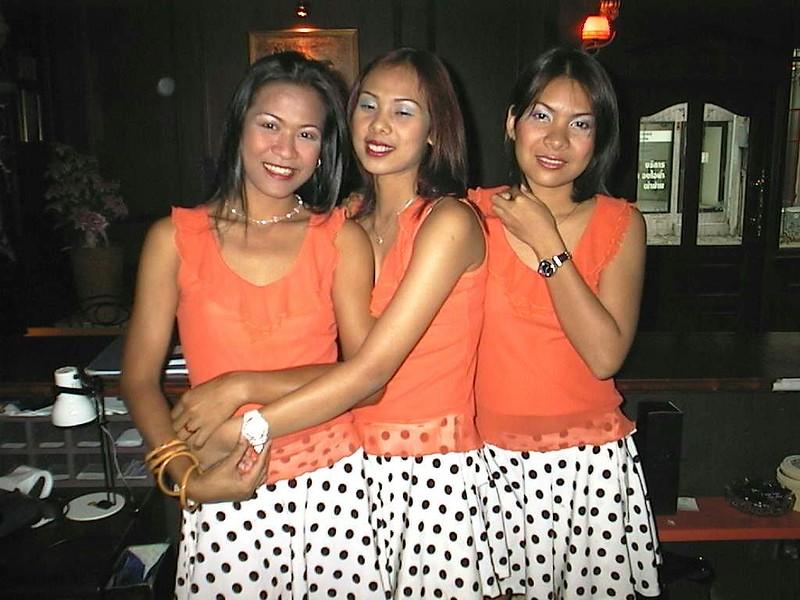 Bangkok Koh Samui sexy babes