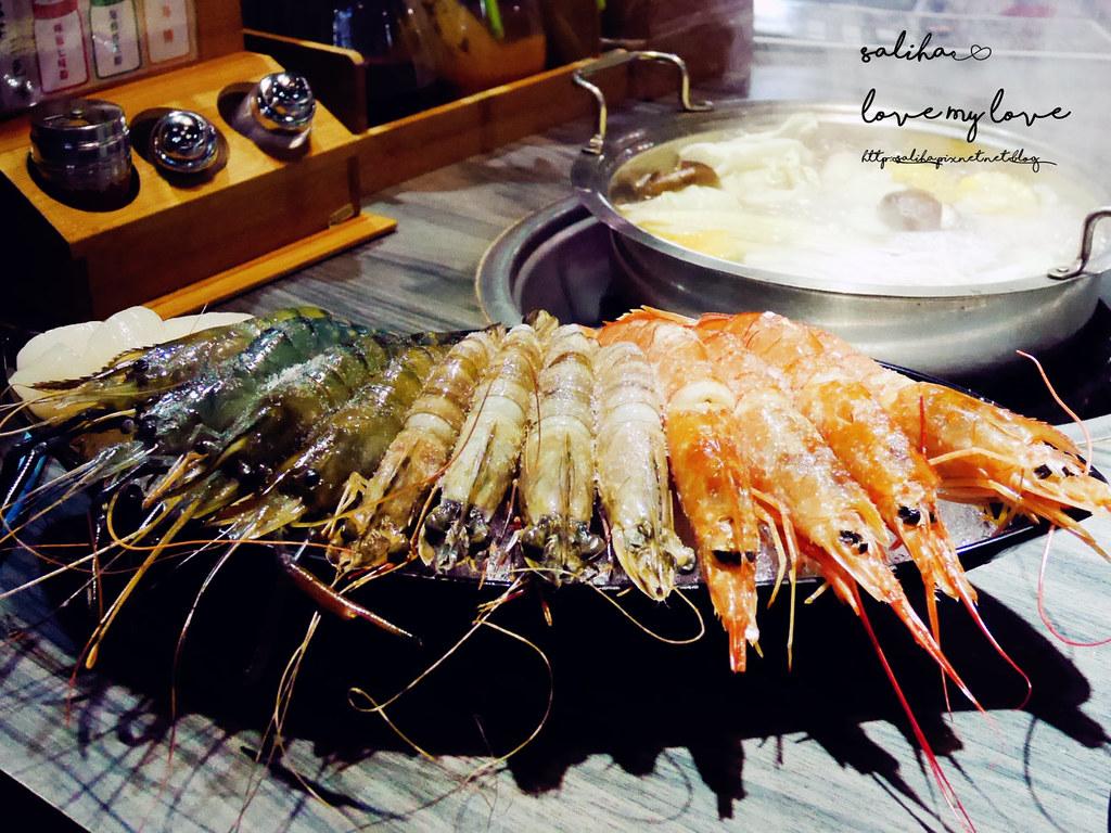 台北東區好吃海鮮吃到飽推薦好客燒烤