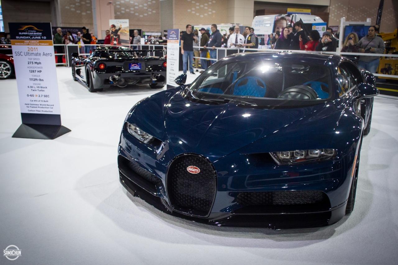 Bugatti Chiron Philly