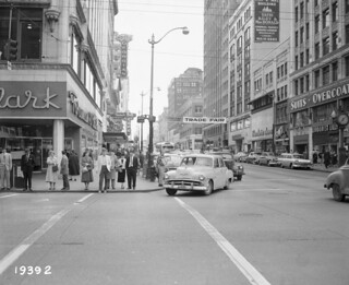 Fourth & Pike, 1958