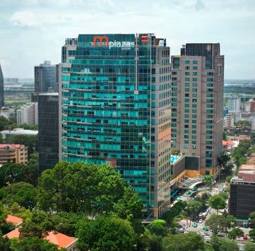 mPlaza Saigon