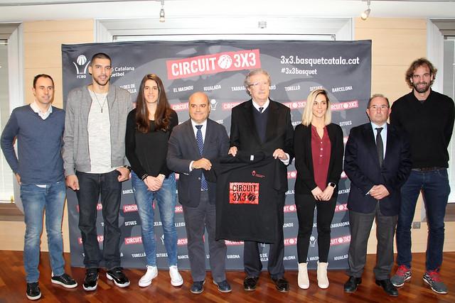 Circuit 3x3 FCBQ 2018