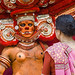 The Theyyam God and the Seeker of God