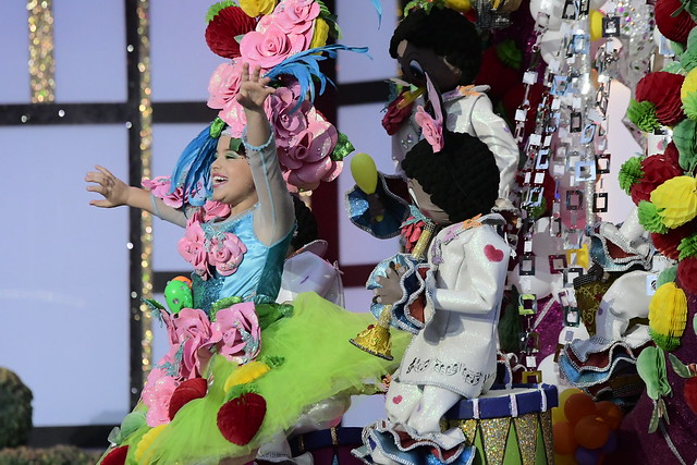 2018 Gala de la Reina Infantil