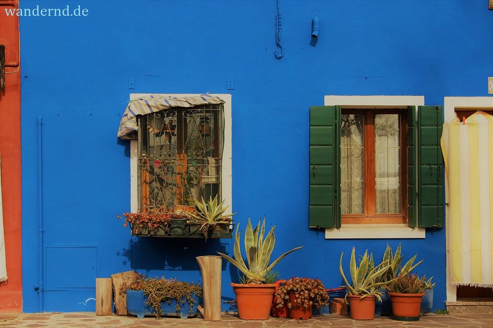 Burano - Fenster