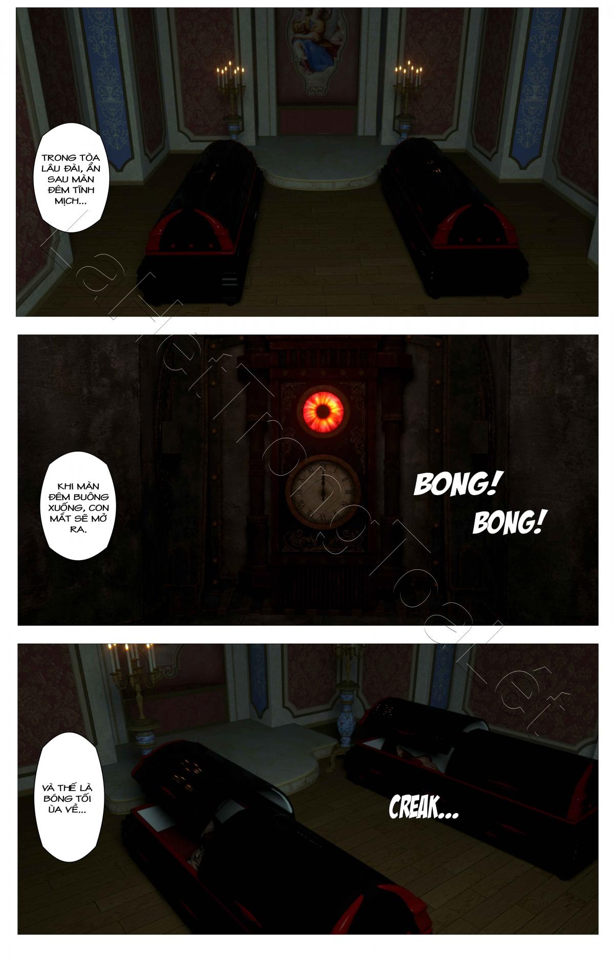 HentaiVN.net - Ảnh 11 - Tòa lâu đài bí ẩn: lời nguyền của Caritagua - Crypt Raider: Curse of Caritagua, Crypt Raider - Tập 5