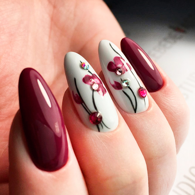 39405805895_ec3aa10998_o.jpg - Stunning Shades Of Burgundy Nail Art 2018 - Nails C