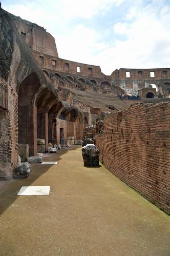 Colosseo - Interior 3