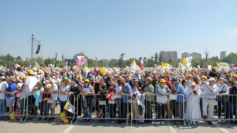 2018 - Visita Papa Francisco