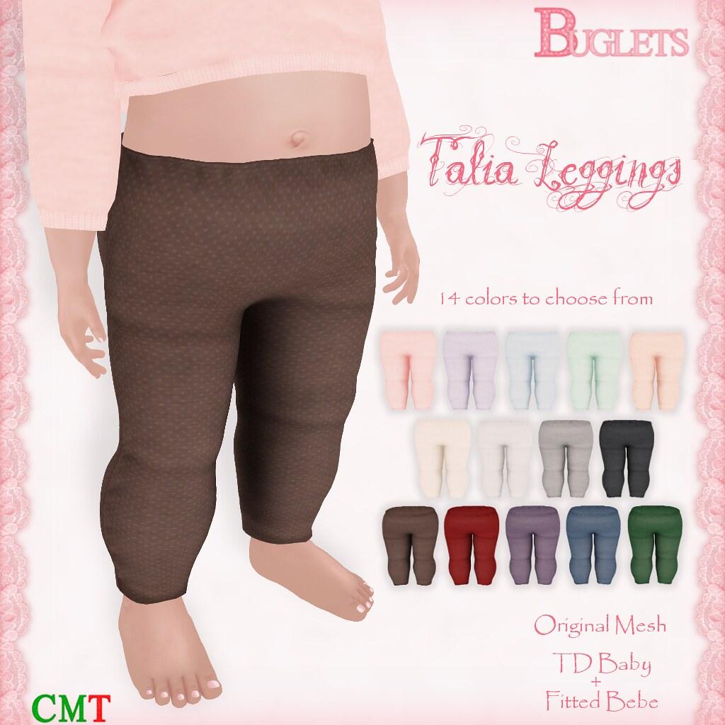 Talia Leggings AD - TeleportHub.com Live!