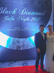 Solta Medical Black Diamond Gala Night 2017