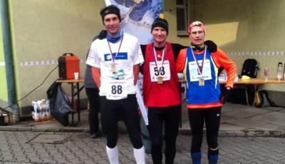 Maraton v Ostravě vyhrál Slovák Tichý