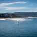 Redondo Paddle Boarder by Mike-Hope