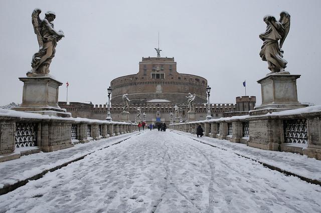 ITALY-SNOW/