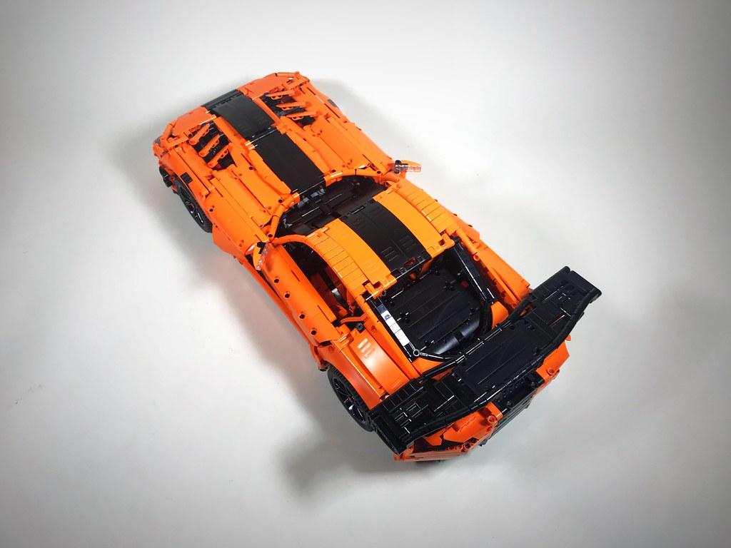 Dodge Viper ACR- revised Hood design