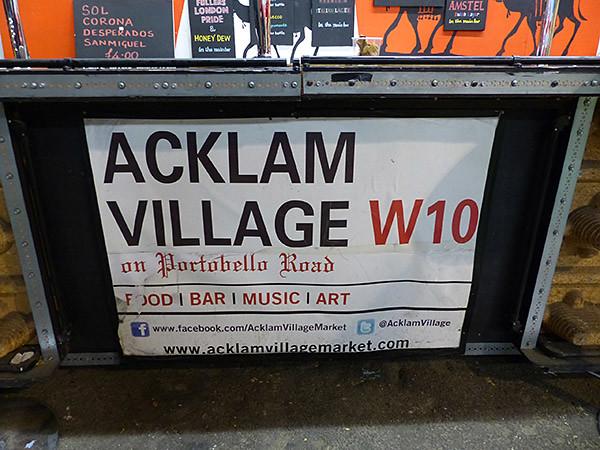 acklam village