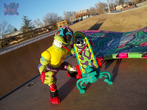 t2z - the tOkKA bootlegz :: 88 MONDO G. , Imperial Valley Comic Con exclusive v