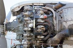 Wright R-3350 Turbo Compound in Lockheed EC-121 DSC_0283 (1)