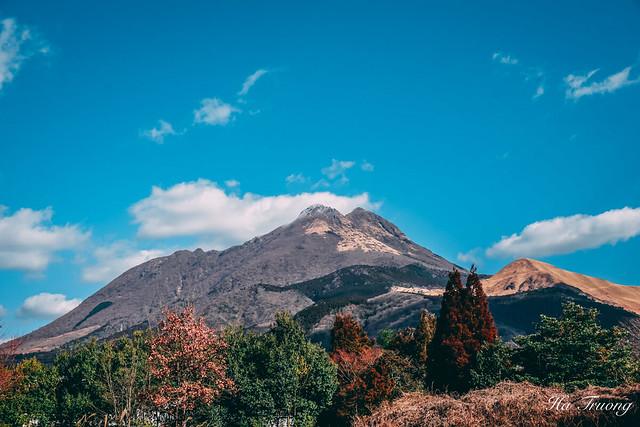 湯布院 Yufuin mountain hiking