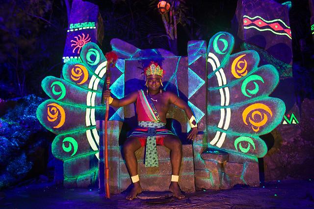 The Malayana Throne with Kukuntalu