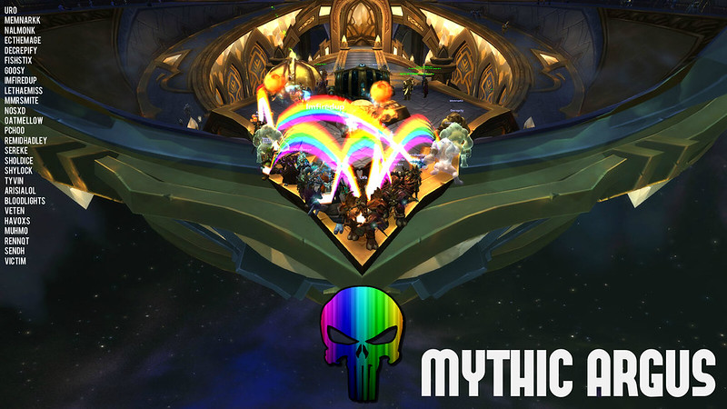 Mythic Argus