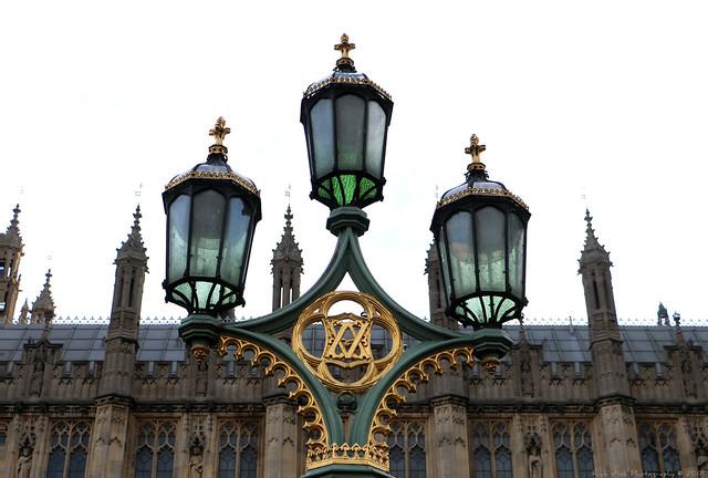 Street Light, Westminster - London