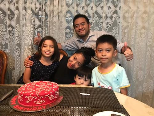 K.Shua's Birthday Celebration