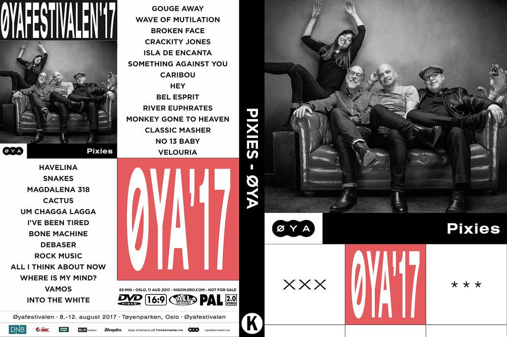 Pixies - ØYA 2017