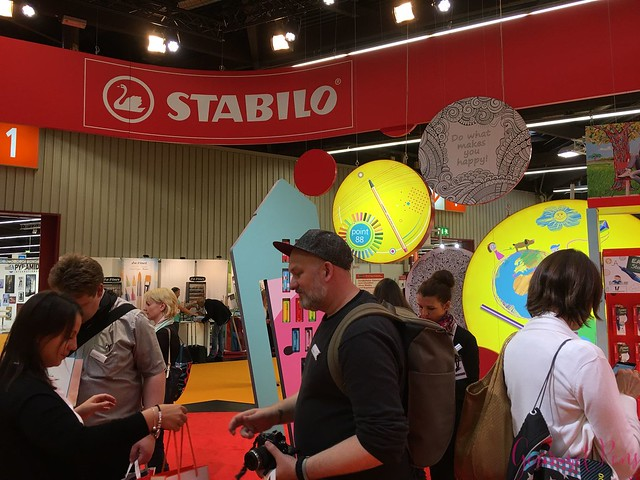 Field Trip Insights X Stationery:Trade Show @StabiloUK @InsightsExpo 22