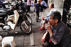 Ice Cream break in Hanoi