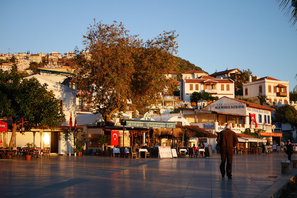 Kaş Turkey
