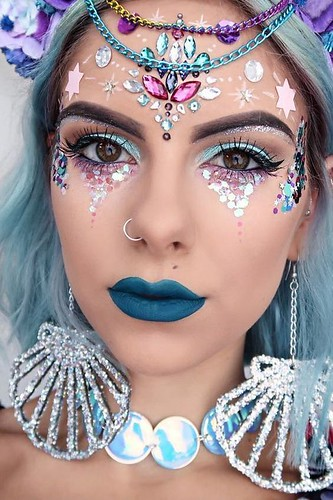 maquiagem carnaval 22