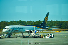 UPS Airlines –  Boeing 757-24APF N420UP @ Tampa International