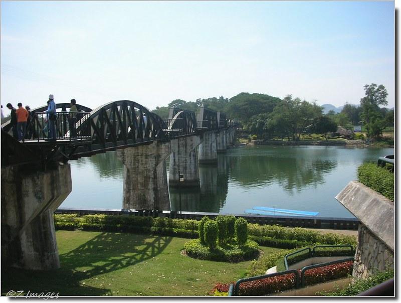 Le Pont de la riviere Kwai R