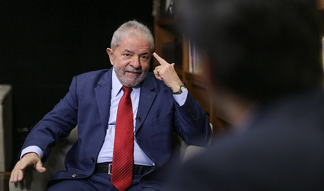 Brazilian court upholds corruption charges against Lula - Créditos: Ricardo Stuckert