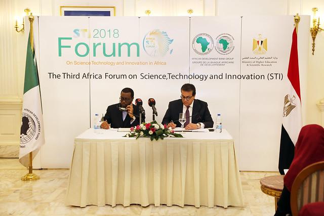 3rd Africa STI Forum Feb. 10-12, 2018, Cairo, Egypt