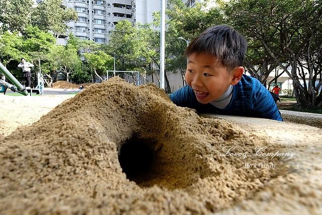 【台北特色公園】萬芳四號公園、萬芳六號公園31