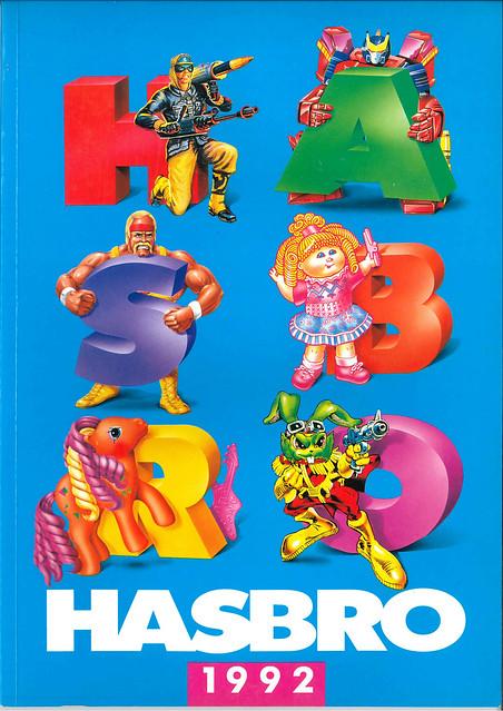 Hasbro 1992