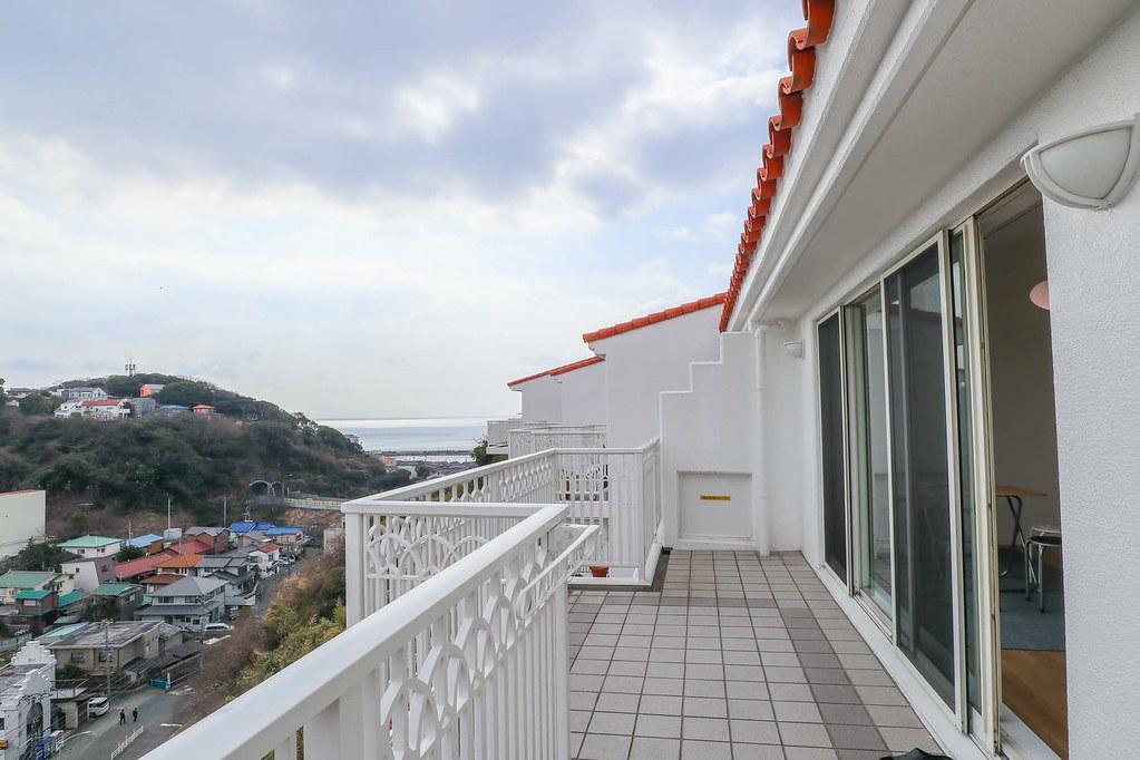 コスモミロス逗子/バルコニーからの眺望