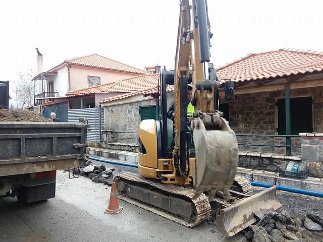 Έργο αντικατάστασης δικτύου ύδρευσης παρουσιάστηκε στην Ασέα