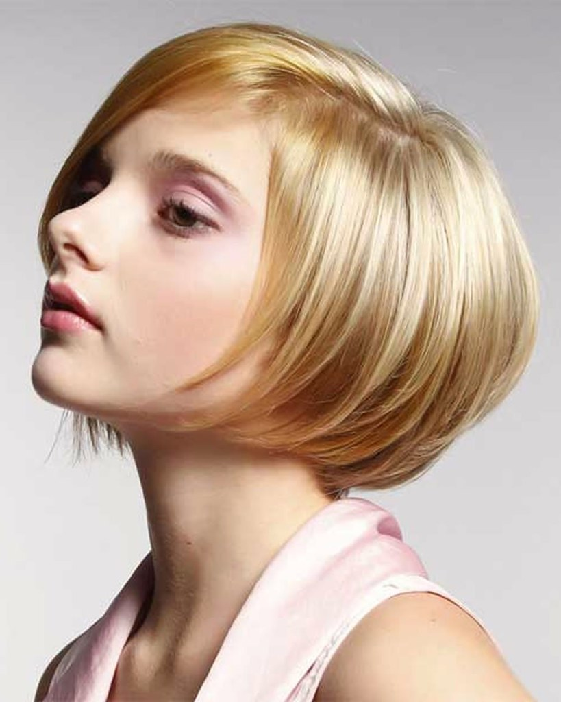 Short Bob Hairstyles Haircuts For Women 2018 2019 Blonde Flickr