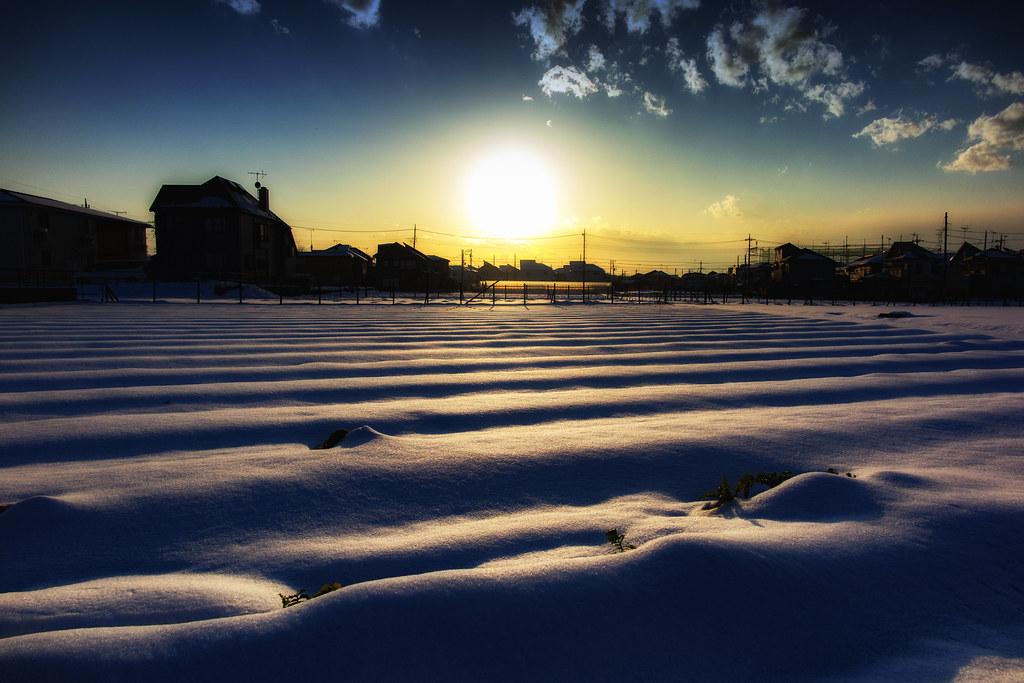 Heavy Snow In Tokyo 8