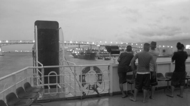 Trans Asia ferry