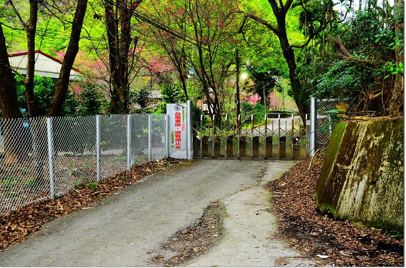 新武界山停車處