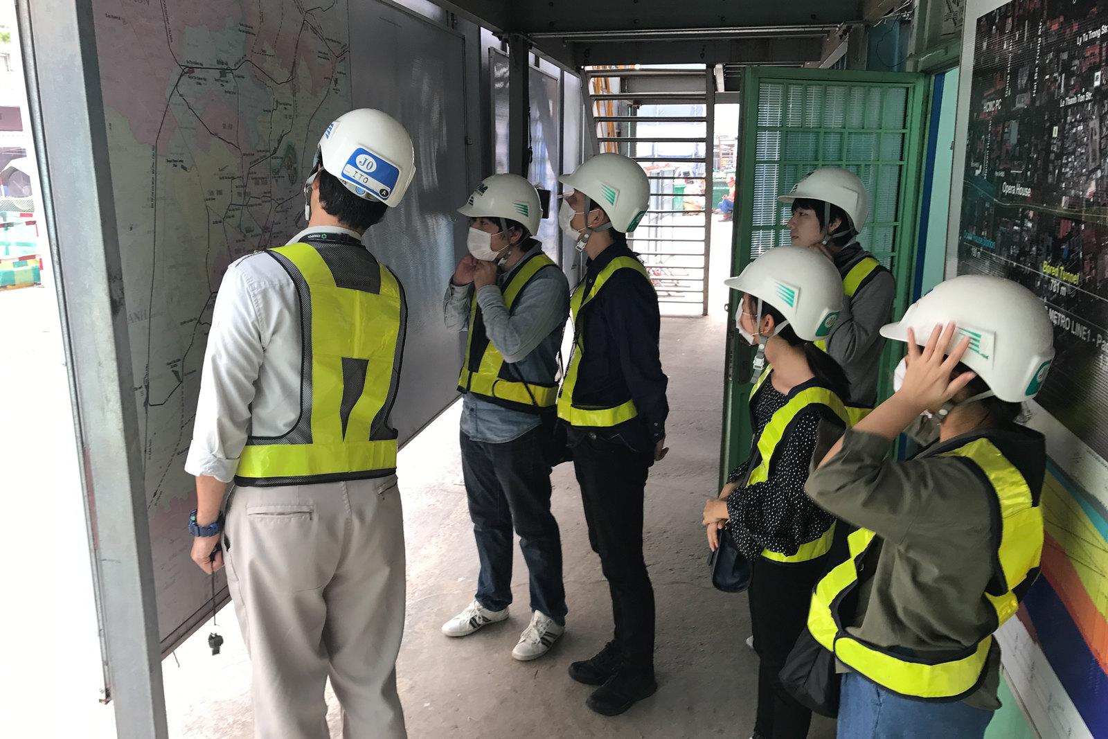 20171219-都市・交通計画研究室(西内研) ベトナム・ホーチミン研修5