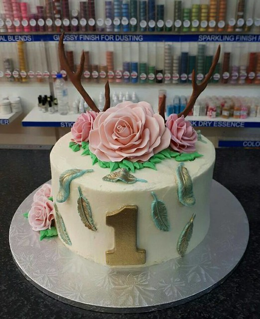 Cake by Funky Baking Boutique & Supplies